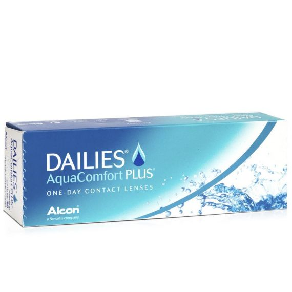 FOCUS DAILIES AQUA COMFORT PLUS 30 pcs