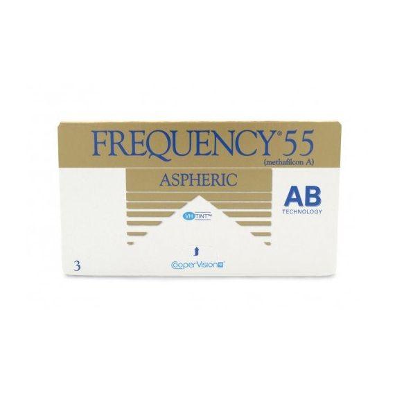 FREQUENCY 55 ASPHERIC 3 pcs.