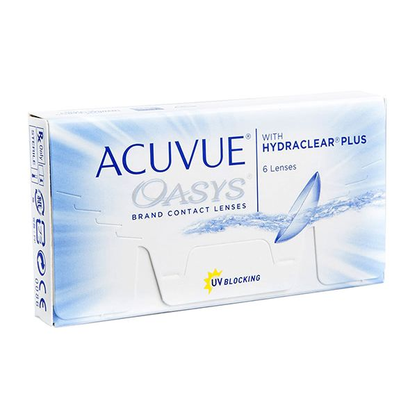 ACUVUE OASIS WITH HYDRACLEAR PLUS 8.8